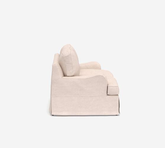 Soma Hawthorne English Arm Slipcovered, Hawthorne English Arm Slipcovered Sofa