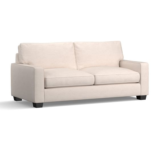 Pb Comfort Square Arm Upholstered, Pottery Barn Sleeper Sofas