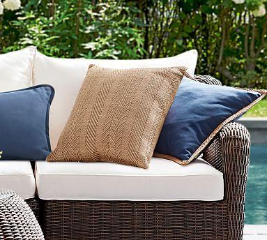 Torrey Outdoor Furniture Replacement, Resin Wicker Patio Furniture Replacement Cushions