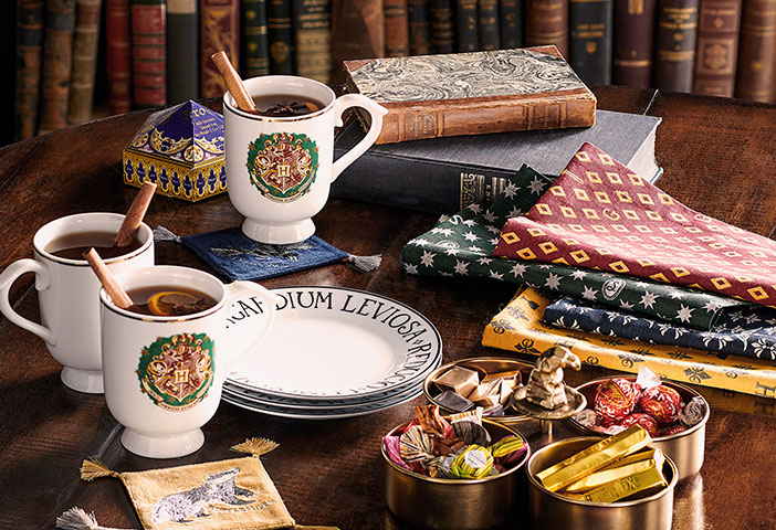 Harry Potter Pottery Barn