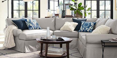 Living Room Design Ideas Inspiration Pottery Barn